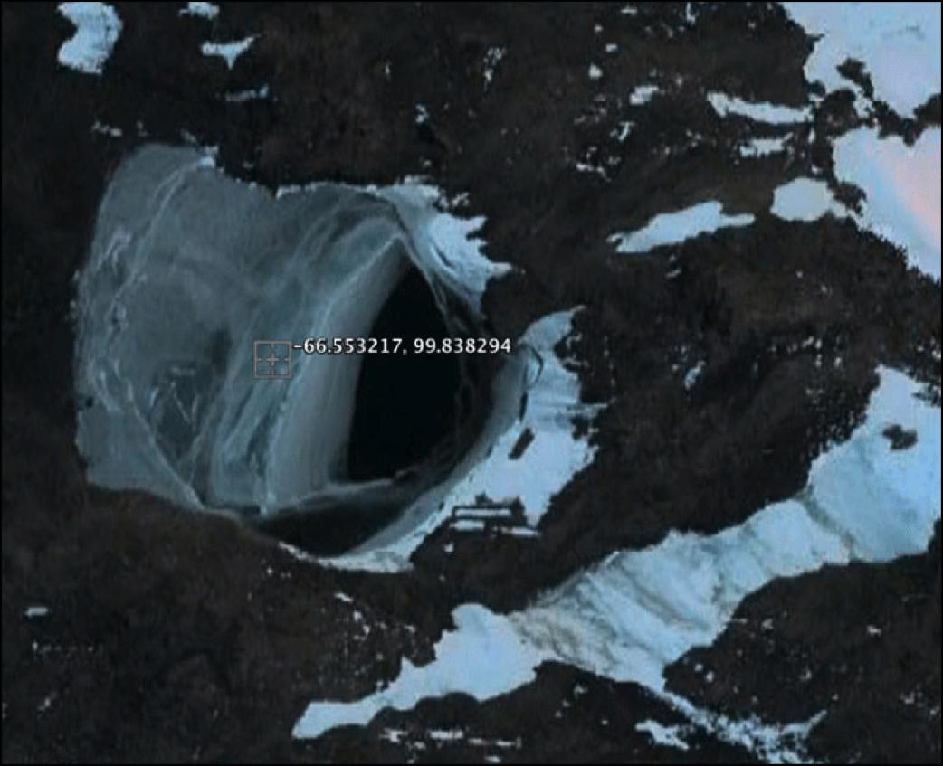 Antarktiseingang