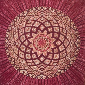 Ornament-Batik--Alle-Wege-f