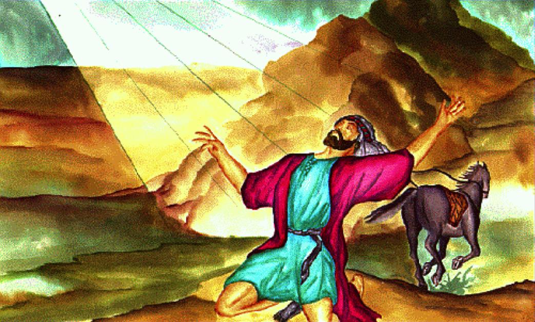 Saulus - Paulus