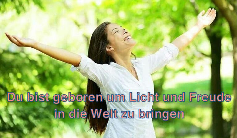 Licht Freude