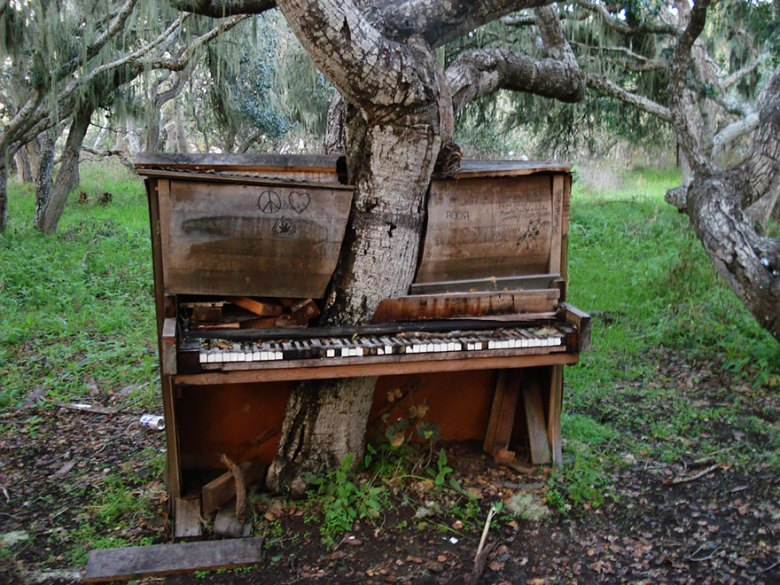 Piano-Baum