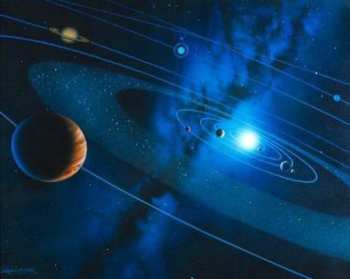 Sonnensystem 1