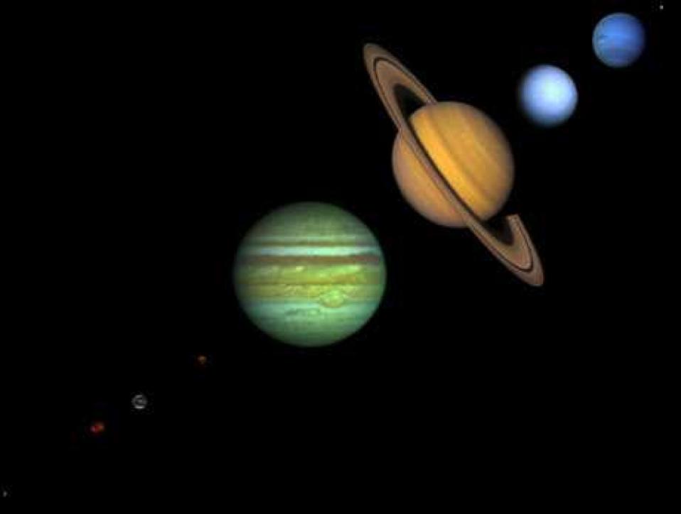 Sonnensystem 4