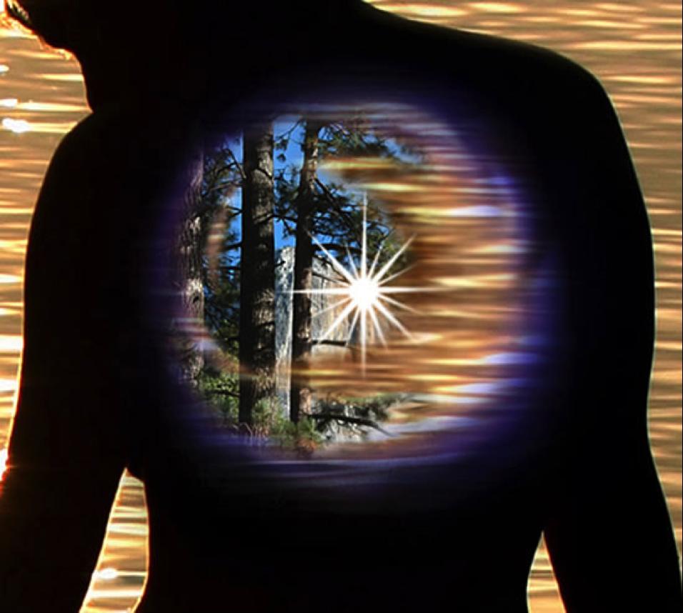 Inneres Hologramm 9