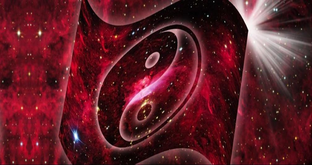 Kosmos yin yang