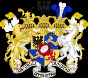 Familiensiegel der Rothschilds