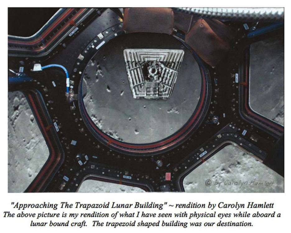 Mond - Trapez