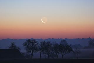 Mond-Nebel