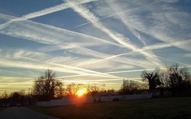 Der Angriff mit Globaler Wettermodifikation verursacht Klimachaos und Umweltkatastrophen