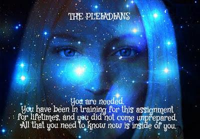 Pleiadian Mission