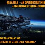 Asgardia – eine Offene Anwerbung für eine Zivilisation beginnt…