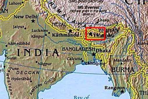 bhutan-karte-1