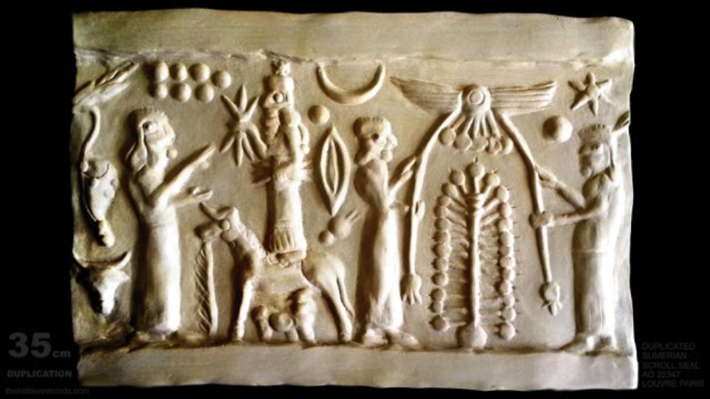 sumerische götter