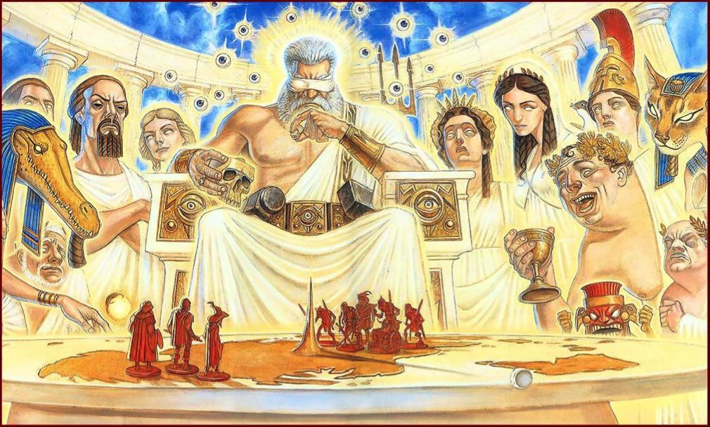 Lass deine Götter und Führer los: Du bist die Antwort