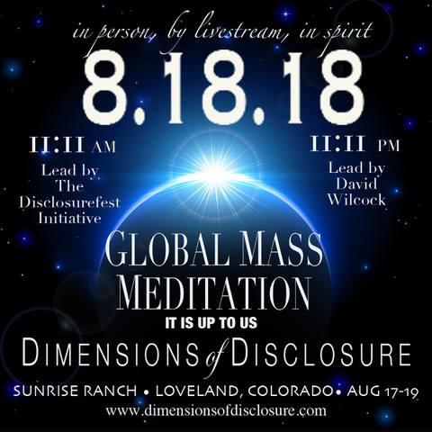 Schlüssel-zur-Freiheit-Meditation am 18. August um 19.11 Uhr MESZ und am 19. August um 7.11 Uhr MESZ