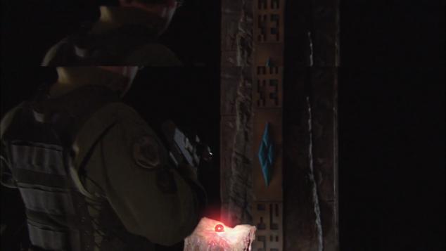 Der Chintamani-Stein / Die Bruderschaft des Sterns – offengelegt in Stargate SG-1/Atlantis