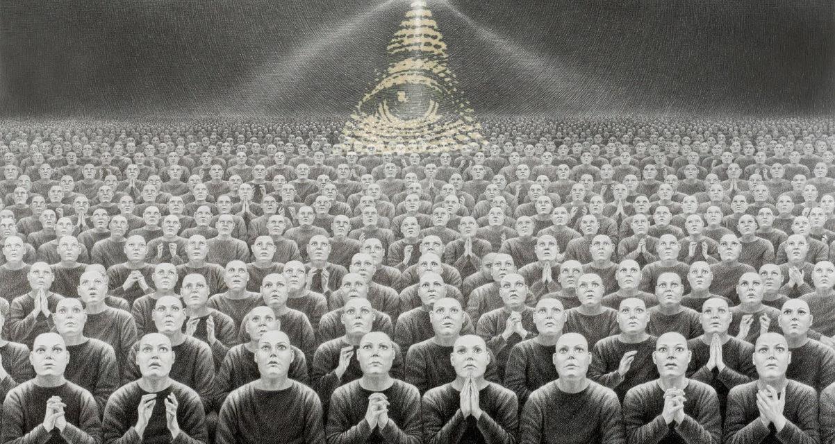 Fünf Arten von Menschen: Wahrheitssucher, Gehirngewaschene, Irregeführte, Machtbesessene und die, die ihre Seelen verkauft haben