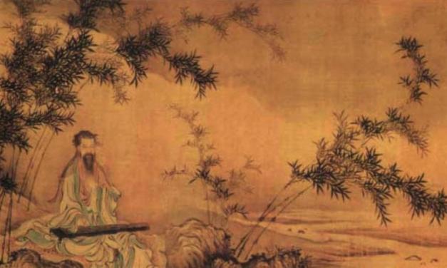 Wie ein taoistisches Konzept aus dem vierten Jahrhundert mit Angst umgeht