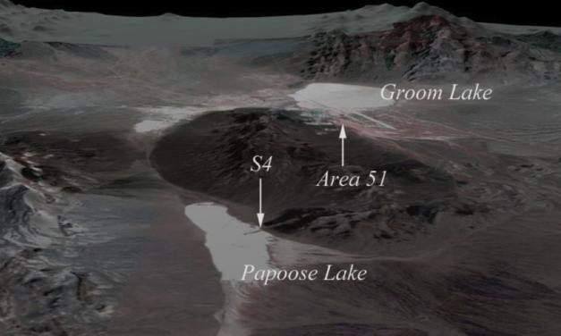 Gefangen in Area 51 – Teil 1: Wie es zur Freundschaft zwischen dem Wissenschaftler Dan Burisch und dem ET Chi'el'ah kam