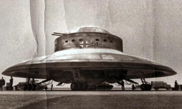 Trump wirft Mattis aus dem Pentagon – dann ersetzt er ihn durch den weltweit führenden Nazi-UFO-Experten