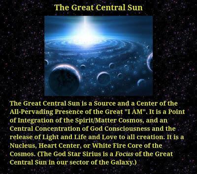 Kosmische Zentralrasse-Meditation täglich um 16:15 Uhr MEZ