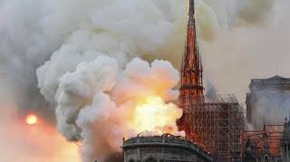 Dringend! Meditation zum Löschen des Feuers in der Kathedrale Notre Dame in Paris alle vier Stunden (aktualisiert)