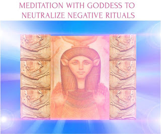 Meditation über den Zeitraum von Beltane, um das Göttinnen-Licht zu verankern und dunkle Rituale zu neutralisieren