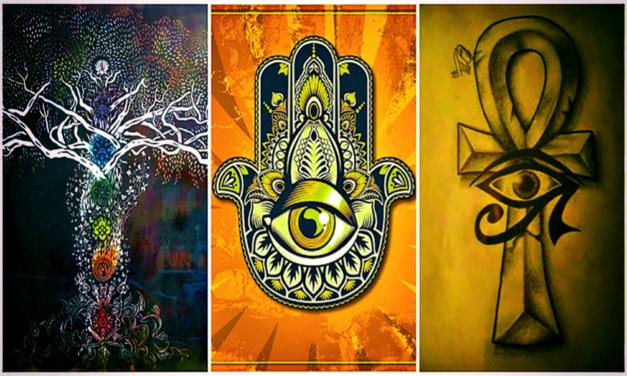 10 Spirituelle Symbole, die zu kennen sich lohnt