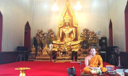 Entdecke den Goldenen Buddha der Erde ~ und Deinen eigenen