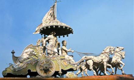 Arjuna und das Dilemma des spirituell Erwachten: Kämpfen oder nicht kämpfen?