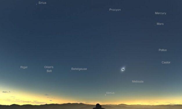 Totale Sonnenfinsternis-Meditation am Dienstag, den 2. Juli um 21:22 Uhr MESZ