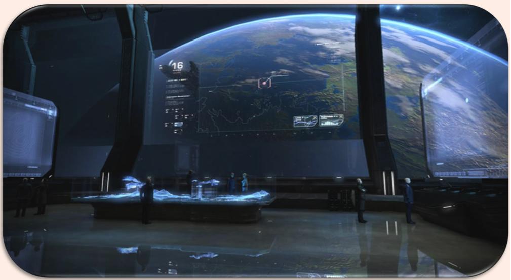 Zukünftigen Technologien und Lebensräume – über die fortgeschrittene ausserirdische Zivilisationen bereits verfügen …