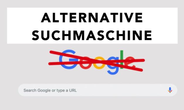 Die 10 besten Alternativen zur Google-Suchmaschine