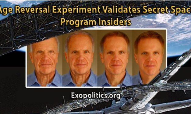 Experiment zur Umkehrung des Alterungsprozesses bestätigt Insider des geheimen Weltraumprogramms