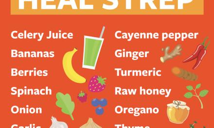 Medizinisches Medium: 12 Nahrungsmittel, die helfen, durch Streptokokken verursachte Beschwerden zu heilen