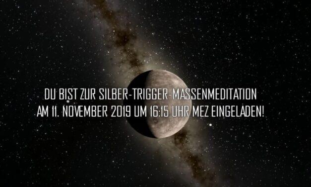 Einladung zu Cobras Silber-Trigger-Aktion mit Massenmeditation am 11.11.2019 – Videos