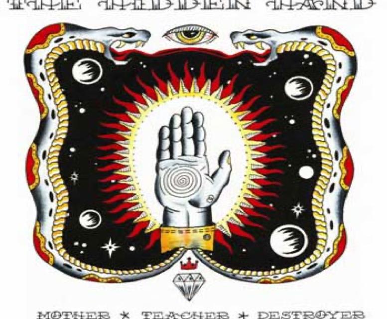 Dialog mit «Hidden Hand», der sich als Illuminati-Insider bezeichnet – I