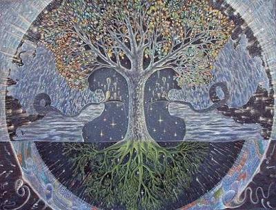 Der Baum der Erkenntnis ~ Laura Eisenhower ~ 24. November