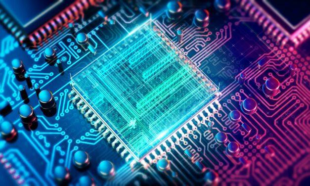 Wissenschaftlern gelingt es erstmals, Informationen zwischen zwei Chips zu teleportieren