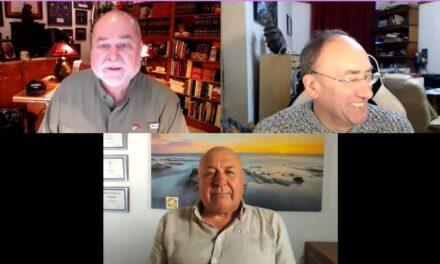Updates zur aktuellen Lage von Simon Parkes, Robert David Steele und Charlie Ward