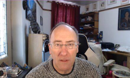 Simon Parkes, Update vom 1.März 2021