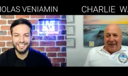 Charlie Ward und Nicholas Veniamin im Gespräch: Neue Hinweise und einige Klarstellungen zur Situation in den USA